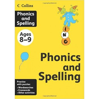 Collins Phonics and Spelling (Ages 8 - 9)