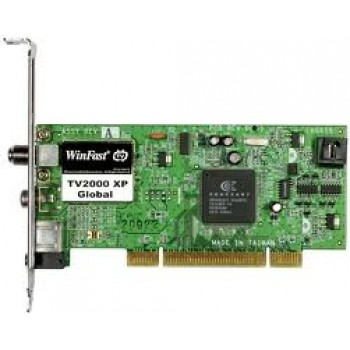 Internal TV/FM Tuner Card