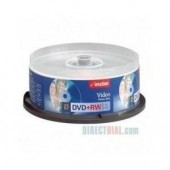Imation DVD+RW Rewritable Disk  (10PCS)