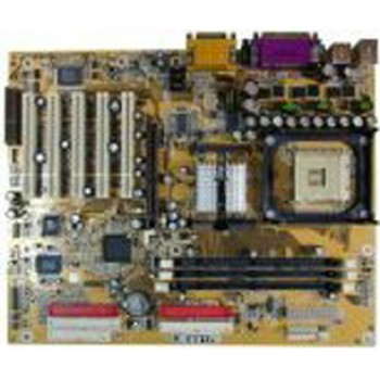 Pentium 4 3GHz Complete Motherboard With  S+V+L+CPU