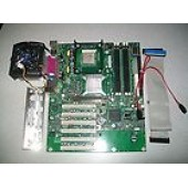 Intel Pentium 3 Open Motherboard With S+V+L (S370)