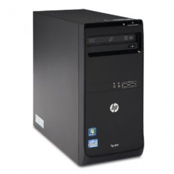 HP Desktop P3400 Duo Core 3.2GHz, 2GB RAM, 500GB Hard Drive DVDRW Free DOS, Windows 8 Professional + Monitor (Branded)