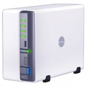 Synology DiskStation 2-Bay (Diskless) Network Attached Storage DS211J