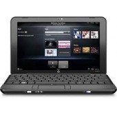 "HP Mini Laptop 1.6GHz Atom, 10.1"", 2GB RAM, 320GB HDD, Webcam, Bluetooth, Wireless, DVD-RW, Windows 8 (Black & Blue)"