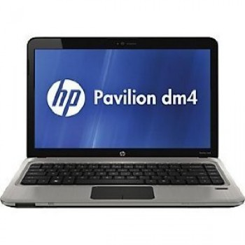 "HP Pavilion  DM4-1265DX  Intel Core i3  2.3GHz, 14.4"", 4GB RAM, 500GB Hard Drive,  DVD-RW, Webcam, Bluetooth, Wireless LAN, Fingerprint, Windows 8"