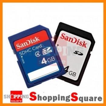 Sandisk Flash Drive 4GB