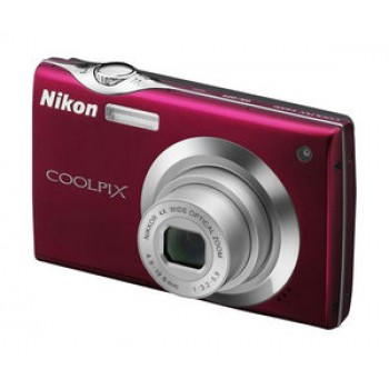 Nikon COOLPIX S205 12.0 MP Digital Camera