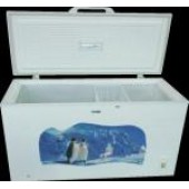 Brhum White Chest Freezer BCF SD-100
