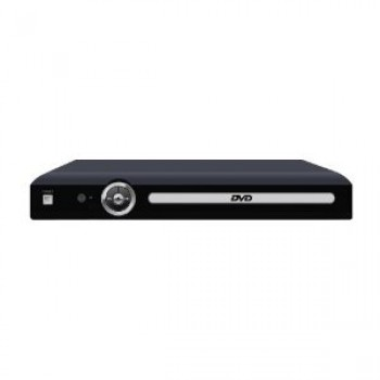 Curtis DVD1053 Progressive Scan Compact DVD Player, Auto Load
