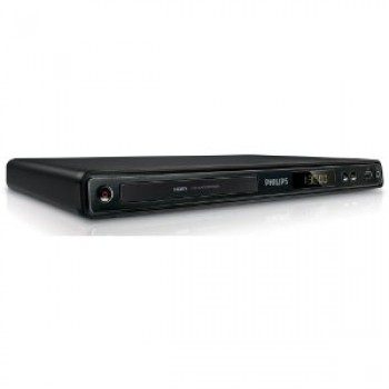 Philips DVP3560/F7 DVD Player with 1080p HDMI Upscaling and Multimedia DiVX