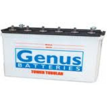 Genius 12V 200AH Tubular Inverter Battery