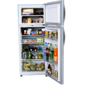 Haier Thermocool Double Door Refrigerator (HRF-250-SDX)