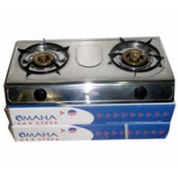 Omaha 2 burner Table Top Gas Cooker Model 869A