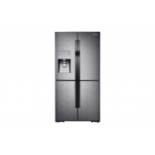 Samsung Four Door Refrigerator & Ice Dispenser (RF858QALASL)