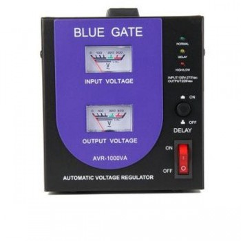 Blue Gate Automatic Stabilizer (1KVA)