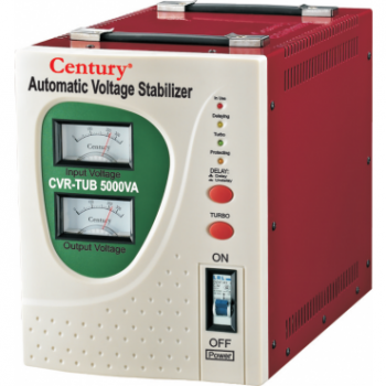 Century Automatic Voltage Stabilizer 5000VA-5KVA