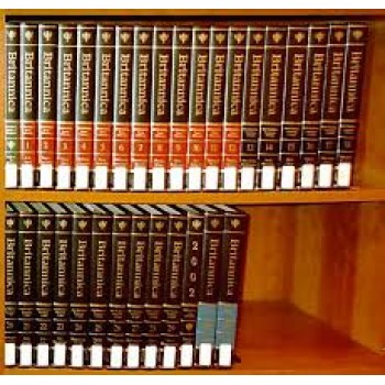 Encyclopedia Britannica (30 Book Set)