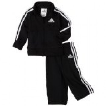 Adidas Infant Boys Core tricot Set