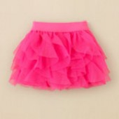 NewBorn Girls' Skirt 0-12 Month