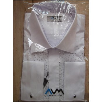 AVM Collection SlimFit Shirt Sz in XL and XXL