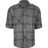 SUBCULTURE Sergent Mens Flannel Shirt