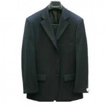 Black Man Suit - Available in all Sizes