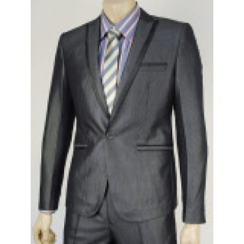 Favoured Cole Mens Plain Suit - Available in all Sizes