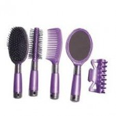 Hair Brush And Comb Sets