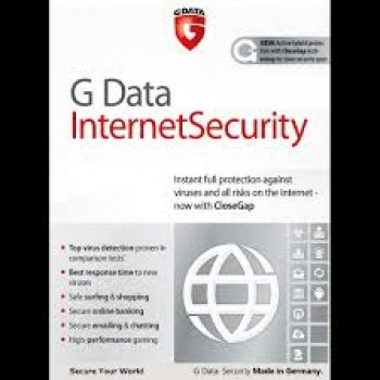GData Internet Security 1 User