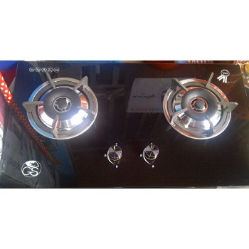 Geesonic 2 Burner Kitchen Hob