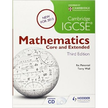 Cambridge IGCSE Mathematics: Core & Extened 3rd edition