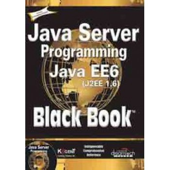 Java Server Programming: Java EE6 (Black Book)