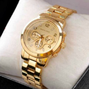 Michael Kors Golden Watch