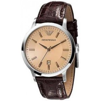 Emporio Armani Leather Watches