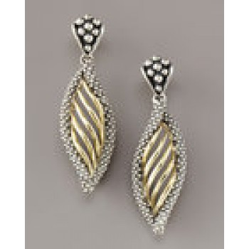 Interlude Twist Earrings