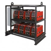 8-PACK INVERTER RACK