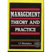 Management Theory  and Practice by C.C. Nwachukwu