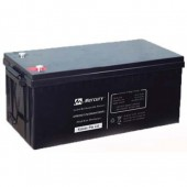 Mercury 12V 200AH Power Inverter Battery
