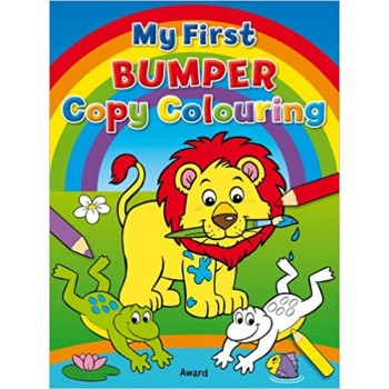 My First Bumper Copy Coloring by Anna Award
