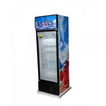Nexus Upright Showcase Fridge 265 Litres NX - 401