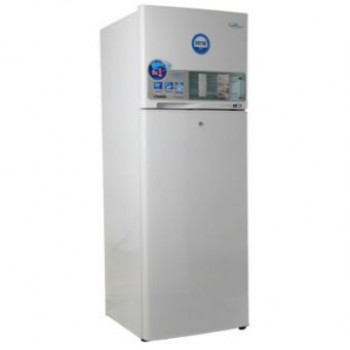 Haier Thermocool Refrigerator HRF 350N - Silver Deluxe