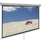 "Portable Tripod Projection Screen (60 x 60"")"