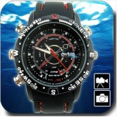WRIST WATCH CAMERA (WITH INBUILT 32GB MEMORY)