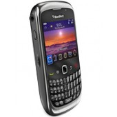 Blackberry Curve 3 9300 (Black)
