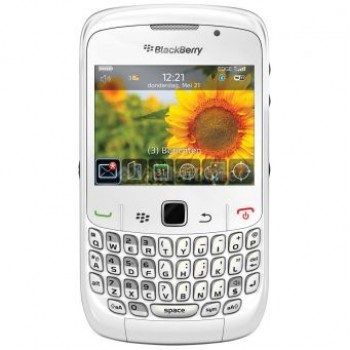 Blackberry Curve 2 8520 white