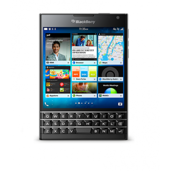 Blackberry Passport Super Smartphone