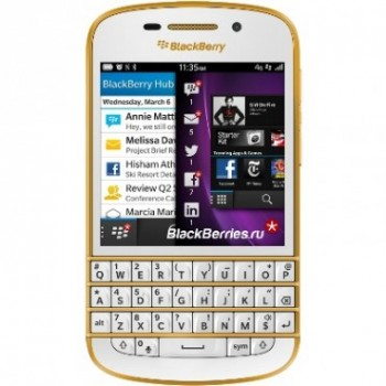 Blackberry Q10 Gold (Special Edition)