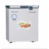 PolyStar Chest Freezer Silver-PV-CF-190LGR