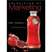 Principles of Marketing by by Philip Kotler