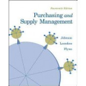 Purchasing and Supply Management by P. Fraser Johnson, Michiel R. Leenders, Anna E. Flynn